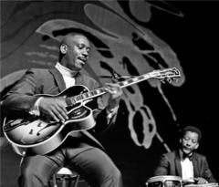 "Caption: John Leslie ""Wes"" Montgomery (March 6, 1923 – June 15, 1968)"