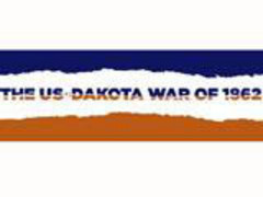 Caption: US-Dakota War Exhibit