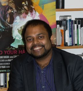 Caption: Prashant Bhargava, San Francisco, CA 5/29/12, Credit: Andrea Chase