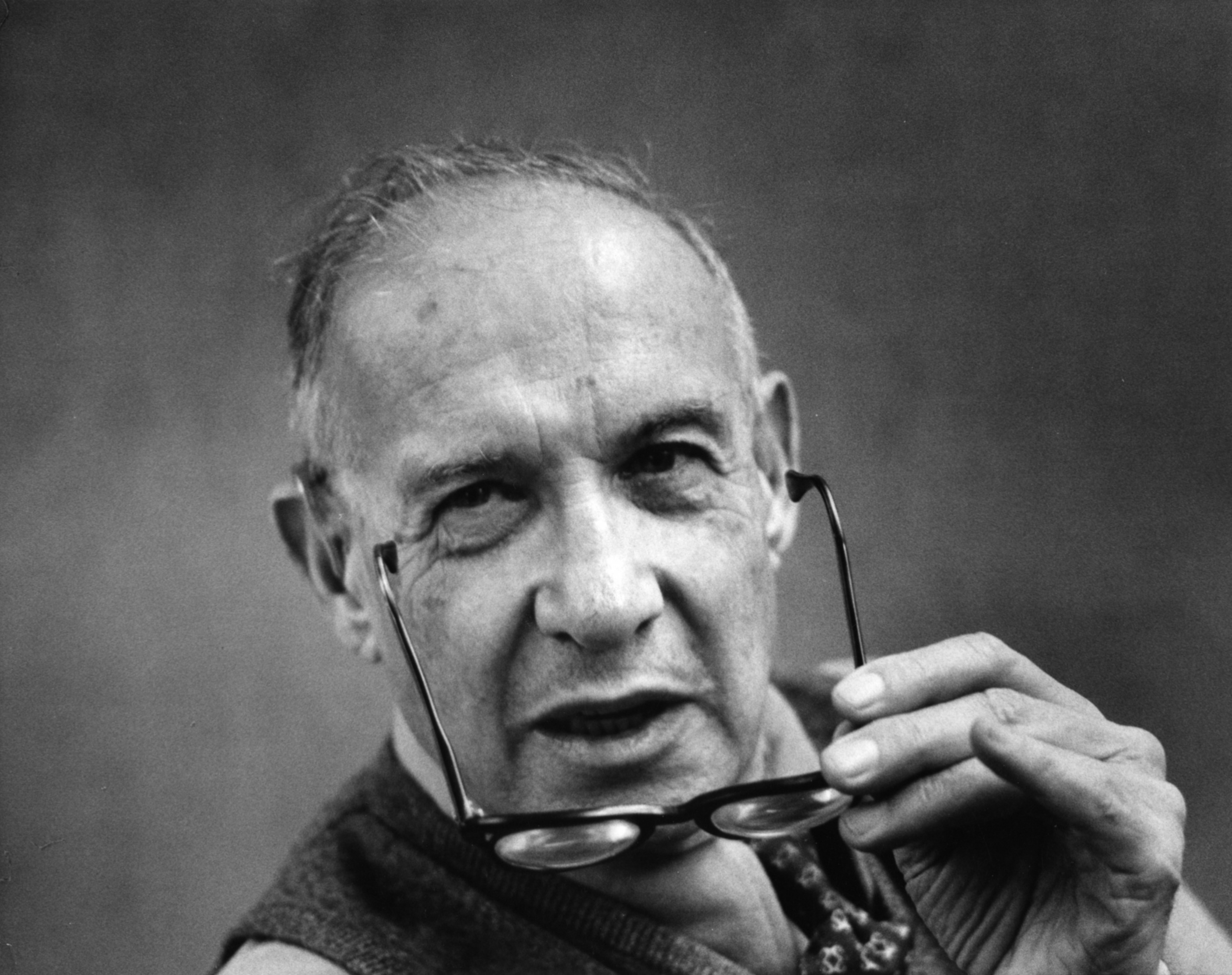 Caption: Peter Drucker