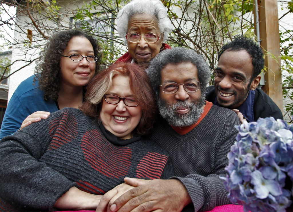 Caption: David Grant and family., Credit: Star Tribune