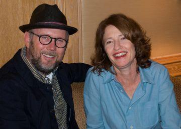 Caption: Jonathan Dayton and Valerie Faris, San Francisco, CA 7/23/12, Credit: Andrea Chase
