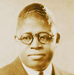 Caption: Clarence Williams