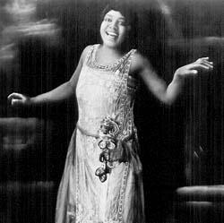 Caption: Bessie Smith