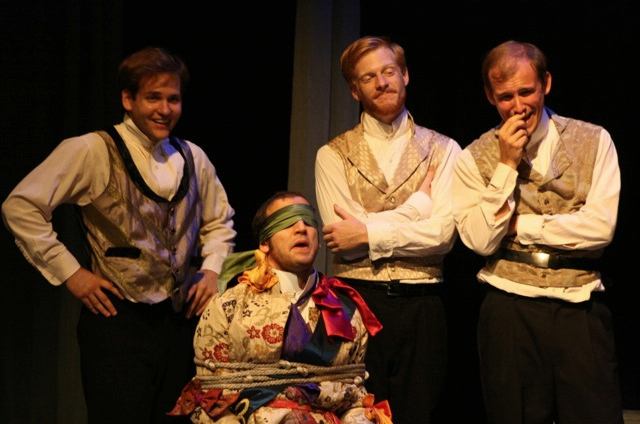 Caption: All's Well That Ends Well at The Great River Shakespeare Festival, Credit: Kathy Christenson