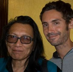 Caption: Rodriguez, Malik Bendjelloul, San Francisco, CA 7/10/12, Credit: Andrea Chase