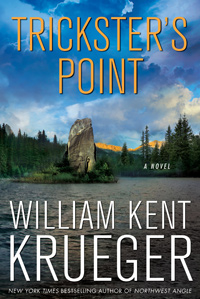 Caption: Trickster's Point by William Kent Kreuger