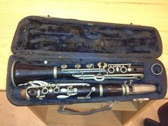 Caption: Sterling Clarinet, Credit: http://www.clarinetpages.net