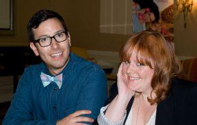 Caption: Jamie Travis, Katie Anne Naylon, San Francisco, CA, 8/14/12, Credit: Andrea Chase