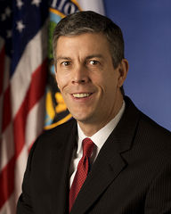 Caption: Arne Duncan, Credit: U.S. Department of Education