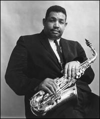 Caption: Cannonball Adderley
