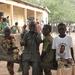 Caption: friendly Togolese children, Kanté, Credit: Carla Seidl