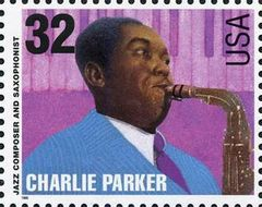 Caption: 1995 32 cents Commemorative stamp, Credit: U.S. Postal Stamps