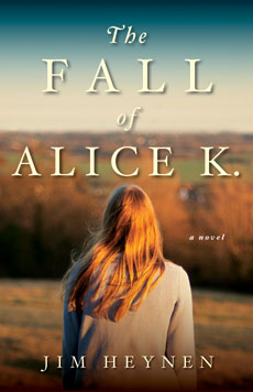 "Caption: ""The Fall of Alice K."" by Jim Heynen"