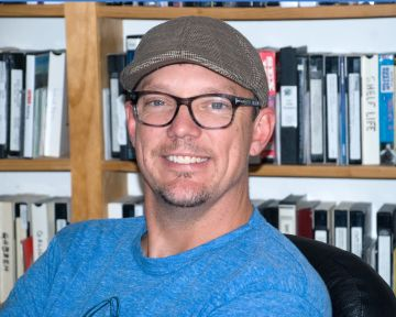 Caption: Matthew Lillard, San Francisco, CA 10/7/12, Credit: Andrea Chase