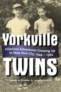 "Caption: ""Yorkville Twins"" by Joseph and John Gindele"