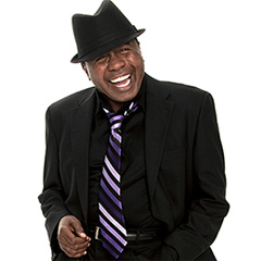 Caption: Tony Award-winning actor, Ben Vereen