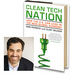 "Caption: Ron Pernick, co-author, ""Clean Tech Nation"", Credit: Clean Edge"
