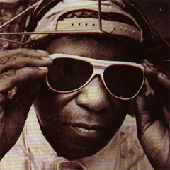 Caption: Avant garde jazz icon Sun Ra helped light the fuse for Chicago's rich experimental music scene.