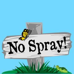 Caption: Spraying toxic chemicals has profound negative effects. , Credit: http://www.freestone.com/nospray/