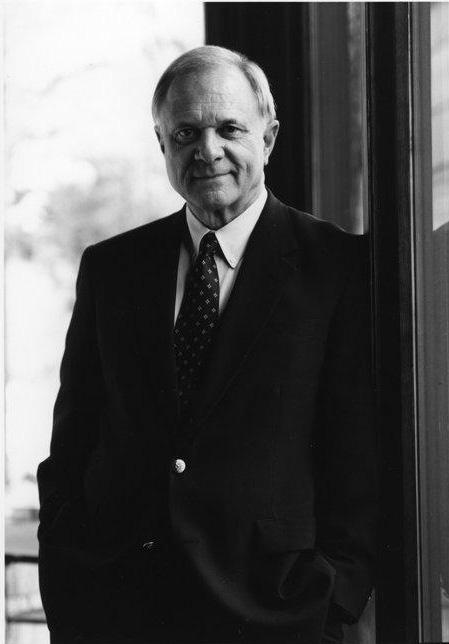 Caption: Senator David Pryor