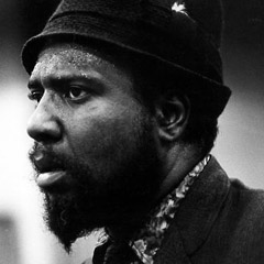 Caption: Jazz icon Thelonious Monk