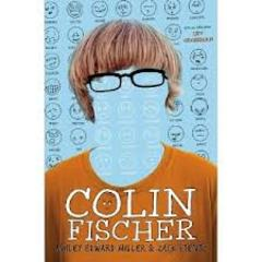 Caption: Colin Fischer, Credit: Jacket cover design by Emily Osborne
