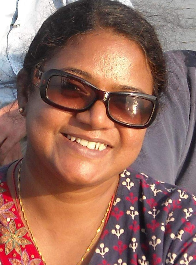 Caption: Kalpana Pradhan, Kolkata, India