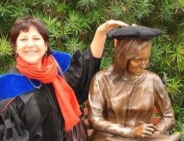 Caption: Cristina Herencia, PhD