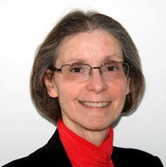Caption: Carol Bogosian, President of CAB Consulting