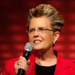 Caption: HOST PAM MCKISSICK
