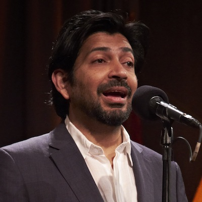 Caption: Siddhartha Mukherjee, Credit: Jason Falchook