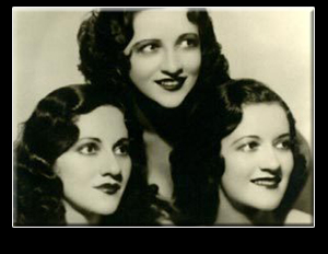 Caption: The Boswell Sisters