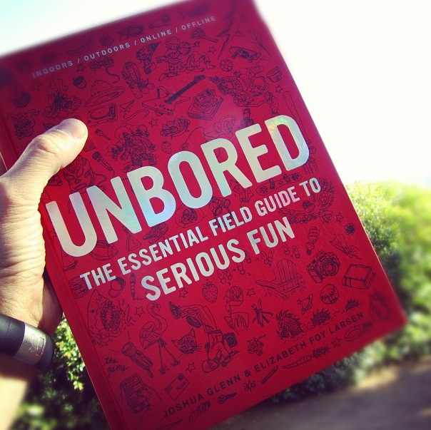 WTIPs Buck Benson Chatted Recently With Elizabeth Foy Larsen Co Author Of Unbored The Essential Field Guide To Serious Fun Which Minneapolis