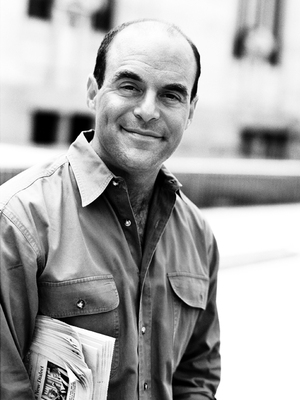 Caption: Peter Sagal