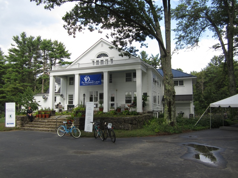 Caption: The MacDowell Colony, Medal Day 2012