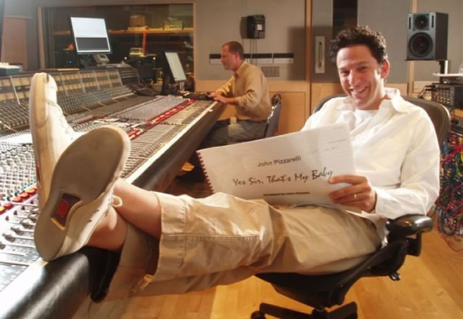Caption: John Pizzarelli, Credit: www.johnpizzarelli.com