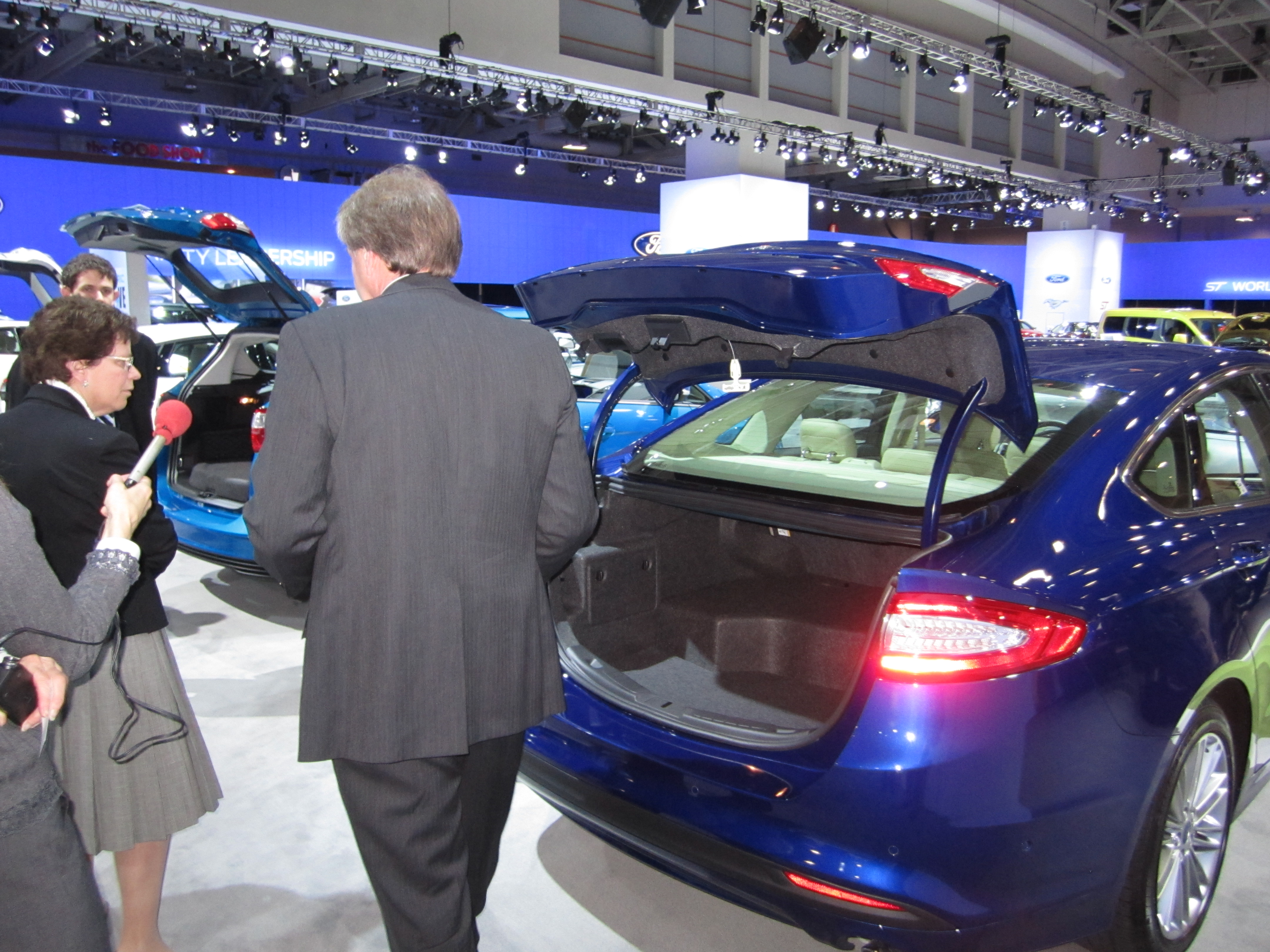 piece getting a job in the new us auto industry deputy secretary of commerce rebecca blank phd at the 2013 dc auto show at walk through ford a jbm silhouette 1 31 2013 small getting a job