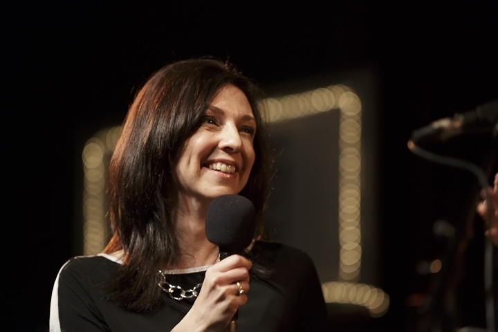 Caption: Author of Quiet, Susan Cain, Credit: Jennie Baker for Live Wire!