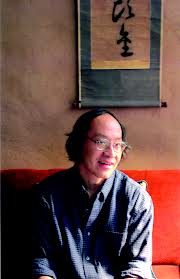 Caption: Arthur Sze