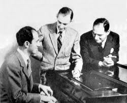 Caption: George &amp; Ira Gershwin
