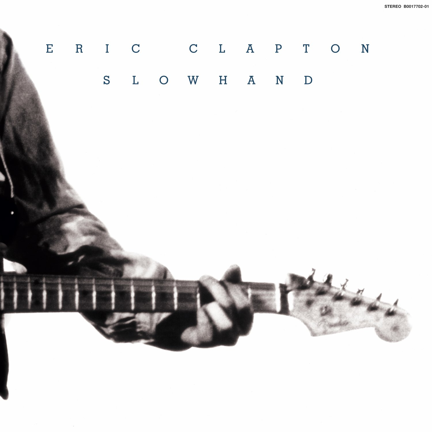 Caption: Slowhand at 35