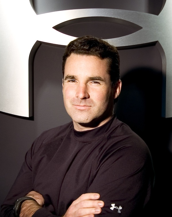 Caption: Kevin Plank