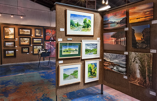 Caption: NWMAC Spring Art Exhibition