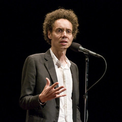 Caption: Malcolm Gladwell, Credit: Flash Rosenberg