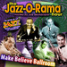 Caption: Big band hits remastered by Joe Bev on The Jazz-O-Rama Hour, Credit: Lorie B. Kellogg