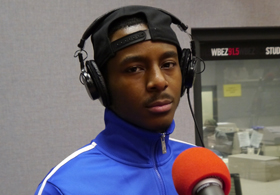Caption: Malcolm London, Credit: (WBEZ/file)