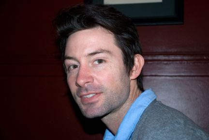 Caption: Shane Carruth, San Francisco, CA 2/16/13, Credit: Andrea Chase