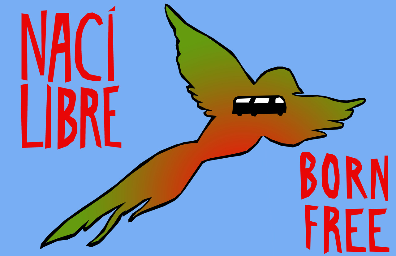 Caption: Naci Libre: Born Free, Credit: Julio Salgado
