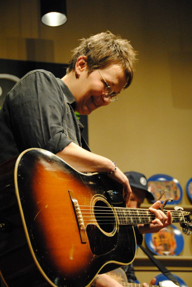 Caption: Mary Gauthier, Credit: Grace Leach (WDVX)